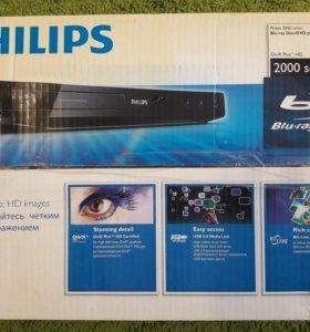 Продам Blu-ray плеер PHILIPS BDP2600/51