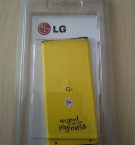 Батарея на LG G5