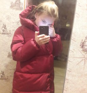 "Зимняя куртка ""зефирка"""