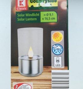 Светильник - свеча