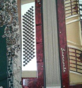 Немецкий аккордеон barcarole magister