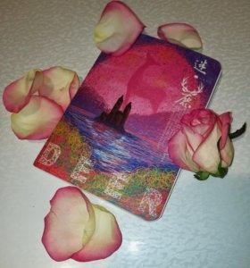 Симпатичный скетчбук (блокнот для рисования)