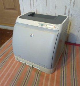 HP Color Laser Jet 1600