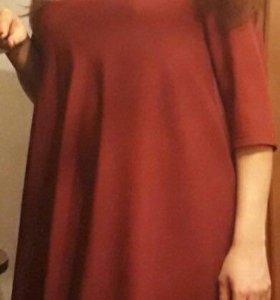 Платье 44 размер подойдёт для беременных