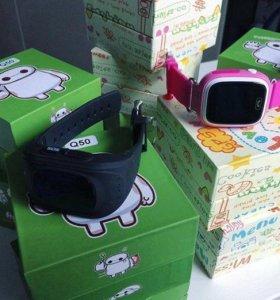 Детские умные смарт часы q90