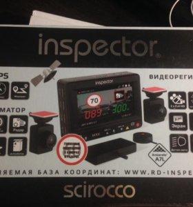 Видеорегистратор Insperctor scirocco