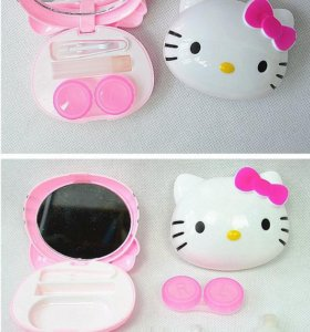 Контейнер для линз Hello Kitty