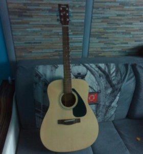 Гитара Yamaha f310 + чехол