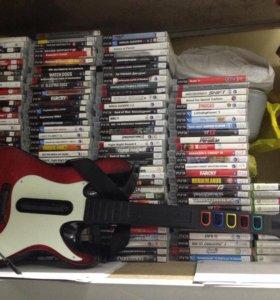 Гитара для Sony PS3. Обмен