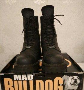 Ботинки б//у Mad Bylldog original BDG' sole