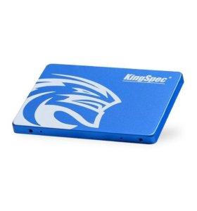 Новый SSD диск на 64Gb KingSpec T-64