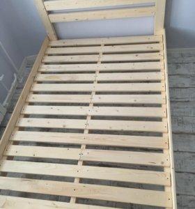 Новая кровать 140х200
