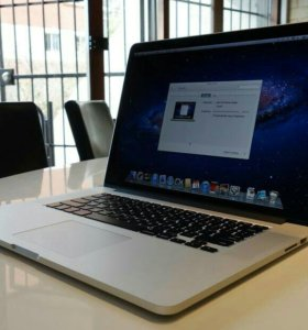 Macbook pro 15 2012 retina