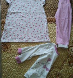 Колготы,белье,пижама