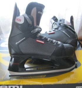 коньки хоккейные, размер 42