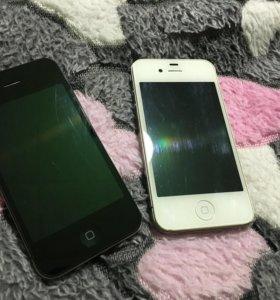 iPhone 4 и 4s