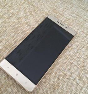 Мобильный телефон Xiaomi Redmi 4 pro 3/32