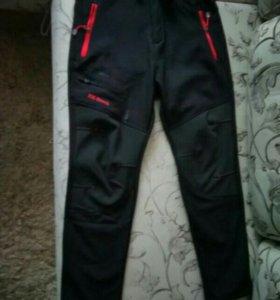 Спортивные штаны мужские(зимние)