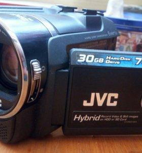 Видеофотокамера