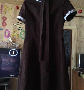 Школьное платье новое