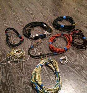 Кабель - провода для музыки