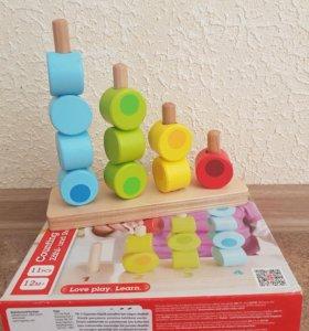 Развивающая игрушка фирмы Hape