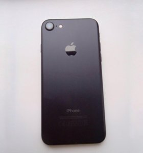IPhone 7 128GB Black Matte Обмен на X