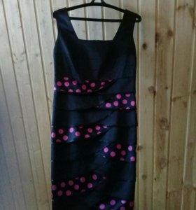 Платье сарафан 46 размер