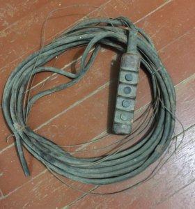 Электроталь пульт