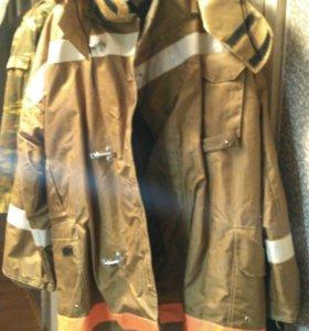Пожарная куртка