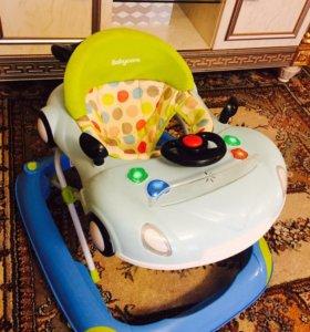 Детские Ходунки Babycare