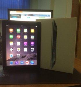 iPad wi-fi cellular 16 GB Black с сим картой