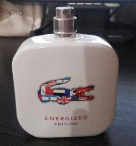 Lacoste Energzed Edition