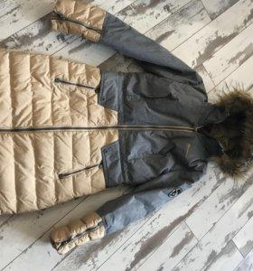 Куртка пуховик торг