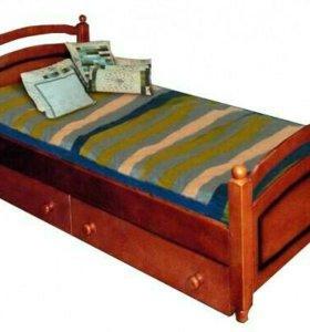 🆕 Новая кровать