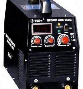 Продам Инвертор Rilon ПРОФИ ARC 250 G (380 В) б/у