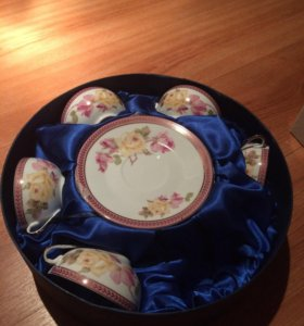 Кружки тарелки
