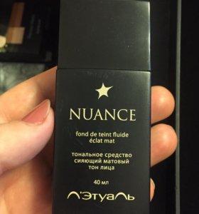 Тональный крем Nuance