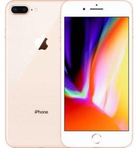 iPhone 8+ золото