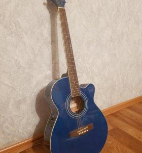 Электроакустическая гитара stagg