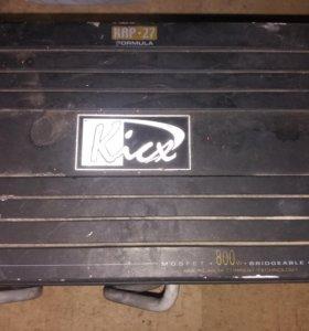 Двухканальный усилитель Kicx KAP-27