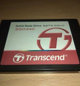 """SSD Transcend 256Gb 340, 2.5"""", SATA3 TS256GSSD340"""