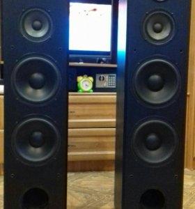 Колонки sound pro 180 Вт