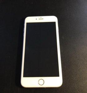 iPhone 6 Plus, Silver, 128 Gb