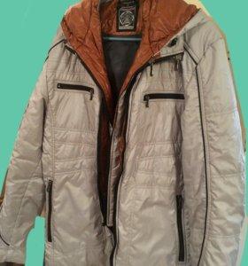 Куртка демисезон мужская размер М