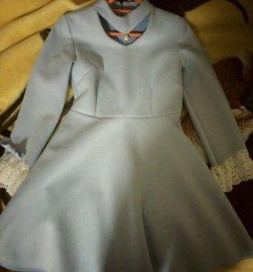 Красивое платье,надевала один раз