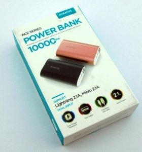 Power Bank 10.000 mAh ACE