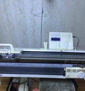 электронная вязальная машина brother kh970 / kr850