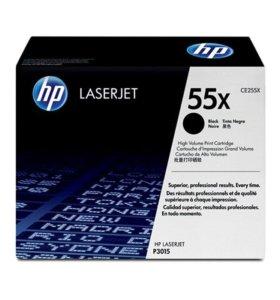 Картридж HP LaserJet 55
