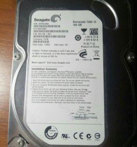 жесткий диск seagate barracuda 160gb